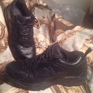 NEW BALANCE CMX381Z BLACK LEATHER ATHLETIC CROSS TRAINING SNEAKERS SHOES SZ 11D