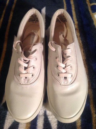 GRASSHOPPERS Women's Beige COMFORT Tennis/Yoga Shoes Size 8.5M EUC L@@K MRSP $69