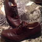 Chaps Lipscomb Men's BROWN DRESS/CASUAL Leather Oxfords Shoes SZ 12M MRSP $149