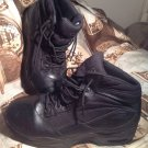 "MAGNUM MEN'S VIPER II 6"" WP LACE-UP WORK BOOT BLACK LEATHER US SZ 11 MRSP $164"