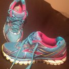 BROOKS ® ADRENALINE GTS 15 HAWAIIAN OCEAN LIME PUNCH WOMEN'S 9M RUNNING SHOES