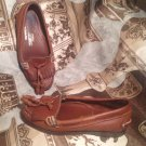 SPERRY TOP-SIDER COLLECTION BY STRIDE RITE GENUINE Leather Shoes SIZE 1M TASSLE