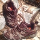 MERRELL WOMEN'S SIREN SPORT ESPRESSO HIKING TRAIL SHOES VIBRAM SOLES Size 7.5/38