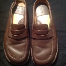 Brown's Landing WOMEN'S COMFORT BROWN MULES SHOES SIZE 9.5M Brown Loafers