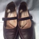 "Pierre Dumas ""Caprice"" Women's Brown Mary Jane Style Shoes Flats Sz 8M MRSP $58"