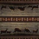 "United Weavers Ash-land Collection Great Northwest Area Rug 5'3"" x 7'6"""