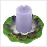 39247-LOTUS FLOWER CANDLE