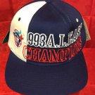 MLB 1993 A.L. EAST CHAMPIONS ADJUSTABLE HAT, TORONTO BLUE JAYS, NEW, VINTAGE