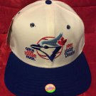 1992 AMERICAN LEAGUE CHAMPS ADJUSTABLE HAT, TORONTO BLUE JAYS, NEW, VINTAGE,TAGS