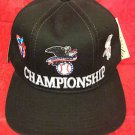 MLB 1993 AMERICAN LEAGUE CHAMP SERIES HAT BLUE JAYS VS WHITE SOX, NEW, VINTAGE