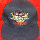 MLB 1991 A.L. EAST CHAMPIONS ADJUSTABLE HAT, TORONTO BLUE JAYS, NEW, VINTAGE