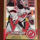 NHL MARTIN BRODEUR 2008-09 O-PEE-CHEE CARD #227, NEW, NM-MINT