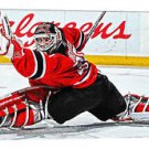 NHL Martin Brodeur New Jersey Devils 14x28 Art Canvas