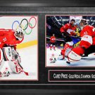 TEAM CANADA Carey Price Framed 8x10 Photos -  2014 Olympics Sochi