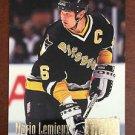 NHL MARIO LEMIEUX 1994-95 FLEER ULTRA CARD #165, NEW, NM-MINT