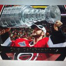 NHL CAM WARD 06/07 UD POWER PLAY STANLEY CUP CELEBRATIONS INSERT CARD #CC2