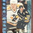 NHL MARIO LEMIEUX 1995-96 FLEER ULTRA EXTRA, CARD #391, NEW, NM-MINT