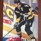 NHL MARIO LEMIEUX 1994-95 TOPPS STADIUM CLUB CARD #60, NEW, NM-MINT