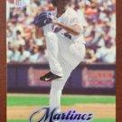 MLB PEDRO MARTINEZ FLEER ULTRA #113 BASEBALL CARD 2007 NEW YORK METS NM-MINT NR