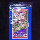 TORONTO BLUE JAYS/MONTREAL EXPOS TRIVIAL PURSUIT CARDS CANADA DAY 1997, NEW,PACK