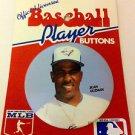 TORONTO BLUE JAYS, JUAN GUZMAN PLAYER BUTTON, 1993, MLB, BASEBALL, NEW NR