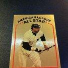 MLB REGGIE JACKSON,TOPPS #245 STICKER,BASEBALL 1981,NEW YORK YANKEES MINT NR