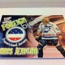 WWE WWF WRESTLEMANIA FOREIGN OBJECTS CHRIS JERICHO NMT-MINT NR, FLEER 2001