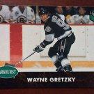 NHL WAYNE GRETZKY 1992-93 PARKHURST, ASSISTS LEADER, CARD #433, NEW, NM-MINT