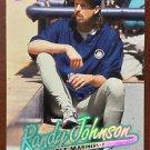 MLB RANDY JOHNSON FLEER ULTRA #124 BASEBALL CARD 1997 SEATTLE MARINERS NM-MINT