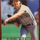 MLB RANDY JOHNSON FLEER ULTRA #127 BASEBALL CARD 1996 SEATTLE MARINERS NM-MINT