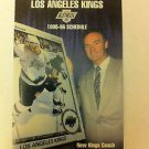 LOS ANGELES KINGS 1995-96 SCHEDULE, NHL, HOCKEY, GRETZKY,KURRI,HRUDEY,BLAKE,NR