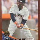 MLB TONY GWYNN LEAF/DONRUSS #254 BASEBALL CARD 1994 SAN DIEGO PADRES NM-MINT NR