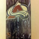 COLORADO AVALANCHE 1995-96 SCHEDULE,STANLEY CUP CHAMPS,NHL,ROY,SAKIC, HOCKEY,NR