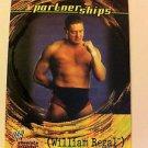 WWE WWF ABSOLUTE DIVAS PARTNERSHIPS WILLIAM REGAL NMT-MINT, FLEER 2002