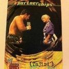 WWE WWF ABSOLUTE DIVAS PARTNERSHIPS TAJIRI NMT-MINT, FLEER 2002