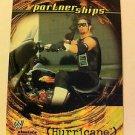 WWE WWF ABSOLUTE DIVAS PARTNERSHIPS HURRICANE NMT-MINT, FLEER 2002