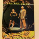 WWE WWF ABSOLUTE DIVAS PARTNERSHIPS VINCE MCMAHON NMT-MINT, FLEER 2002