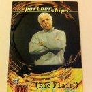 WWE WWF ABSOLUTE DIVAS PARTNERSHIPS RIC FLAIR NMT-MINT, FLEER 2002
