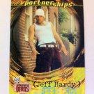 WWE WWF ABSOLUTE DIVAS PARTNERSHIPS JEFF HARDY NMT-MINT, FLEER 2002
