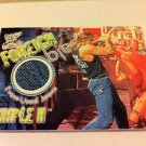 WWE WWF WRESTLEMANIA FOREIGN OBJECTS TRIPLE H NMT-MINT, FLEER 2001