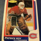PATRICK ROY, ROOKIE CARD #53, OPC REPRINT, NHL, MONTREAL CANADIENS MINT