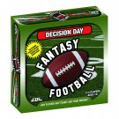 DECISION DAY FANTASY FOOTBALL BOARD GAME, TRADING CARDS, NFL, PRO,NIB