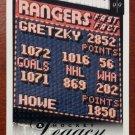 NHL WAYNE GRETZKY 1999-00 UPPER DECK VICTORY, HOCKEY LEGACY, CARD #430, NM-MINT