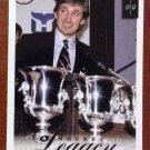 NHL WAYNE GRETZKY 1999-00 UPPER DECK VICTORY, HOCKEY LEGACY, CARD #408, NM-MINT