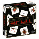 SPLIT Board Game, features the patented 104-card SPLIT playing cards. Poker. New