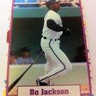 BO JACKSON SAMPLE CARD, KANSAS CITY ROYALS, MLB,SUPER STAR ELITE 1989-90,004