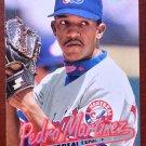 MLB PEDRO MARTINEZ FLEER ULTRA #232 BASEBALL CARD 1997 MONTREAL EXPOS NM-MINT