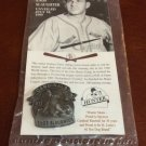 MLB ST.LOUIS CARDINALS, ENOS SLAUGHTER, STATUE UNVEILING LAPEL PIN, 1999, NEW