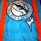 "FLORIDA MARLINS, CIRCA 1991, BANNER, FLAG, 34"" x 60"" NEW, MLB, BASEBALL"