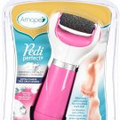 Amope Pedi Perfect Extra Coarse Pink Pedicure Callus Remover Diamond Crystals